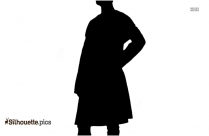 Dress Vector Silhouette