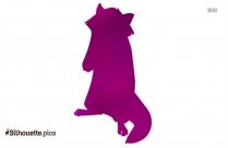 Meeko Disney Silhouette, Clip Art