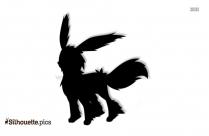 Bird Pokemon Silhouette Clip Art Vector
