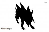 Mega Magikarp Logo Silhouette For Download