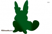 Pokemon Silhouette Image, Mega Wigglytuff Symbol