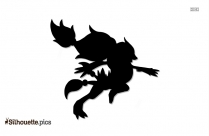 Mega Pokemon Logo Silhouette For Download