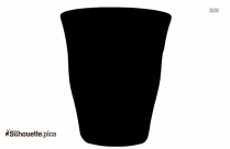 Melamine Cup Silhouette