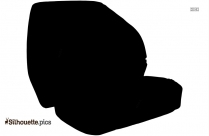 Apple Cider Vinegar Symbol Silhouette, Food Preservatives Tattoo