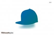 Cap Silhouette Clipart Vector