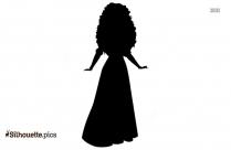 Merida Princess Silhouette Picture