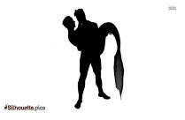 Merpeople Silhouette Picture