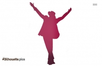Moonwalk Michael Jackson Dance Silhouette