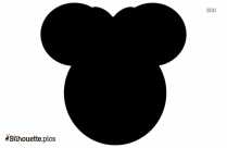 Mickey And Minnie Silhouette Picture