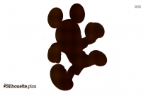 Mickey Mouse Pictures Silhouette
