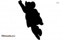 Badger Silhouette Clip Art