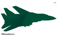 Airplane Clipart Silhouette Picture