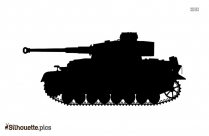 Free Panther Tank Silhouette