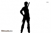 Militia Armo Silhouette Image And Vector