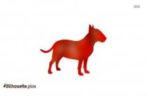 Clumber Spaniel Dog Silhouette