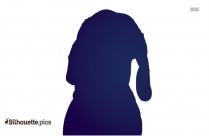 Clip Art Finnish Spitz Dog Silhouette