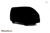 Double Cab Silhouette Clipart