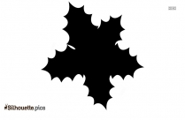Leaf Drawing Silhouette Clipart