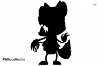 Little Einsteins Silhouette Free Vector Art