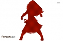 Adult Little Red Riding Hood Silhouette