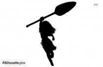 Moana Silhouette Drawing Art