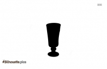 Free Martini Glass Silhouette