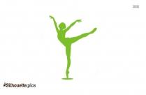 disco dancer silhouette