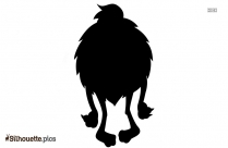 Monster Art Silhouette Image And Vector