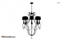 Lancaster Chandelier Circa Lighting Silhouette