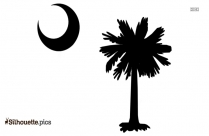 Plum Tree Silhouette Art