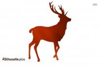 Moose Elk Silhouette Free Download