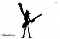 Musician Silhouette Picture