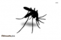 Baby Termites Silhouette Clipart