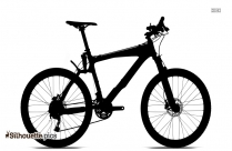 Mongoose Teocali Cycle Silhouette