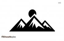 Mountain Valley Silhouette