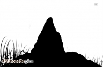 Mountain Silhouette Png