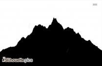 Mountain Silhouette Jpg