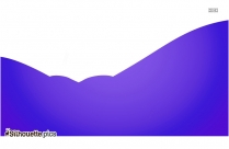 Mountain Drawing Outline Silhouette