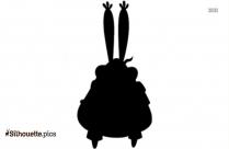 Donkey Shrek Silhouette