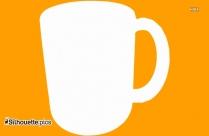 Mug Clip Art Image Silhouette