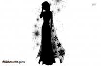 Deep Short Lingerie Silhouette Image