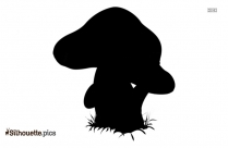 Cartoon Radish Silhouette,vegetable Picture Free Download