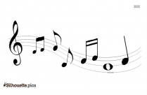 Music Art Silhouette