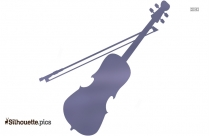 Harp Musical Instrument Silhouette