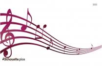 Musical Bell Clip Art Silhouette