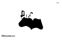 Music Class Clipart Silhouette