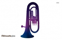 Woodwind And Brass Clipart Silhouette Image