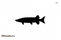 Free Muskellunge Silhouette