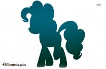 My Little Pony Silhouette Art
