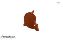Clidastes Silhouette Vector And Graphics